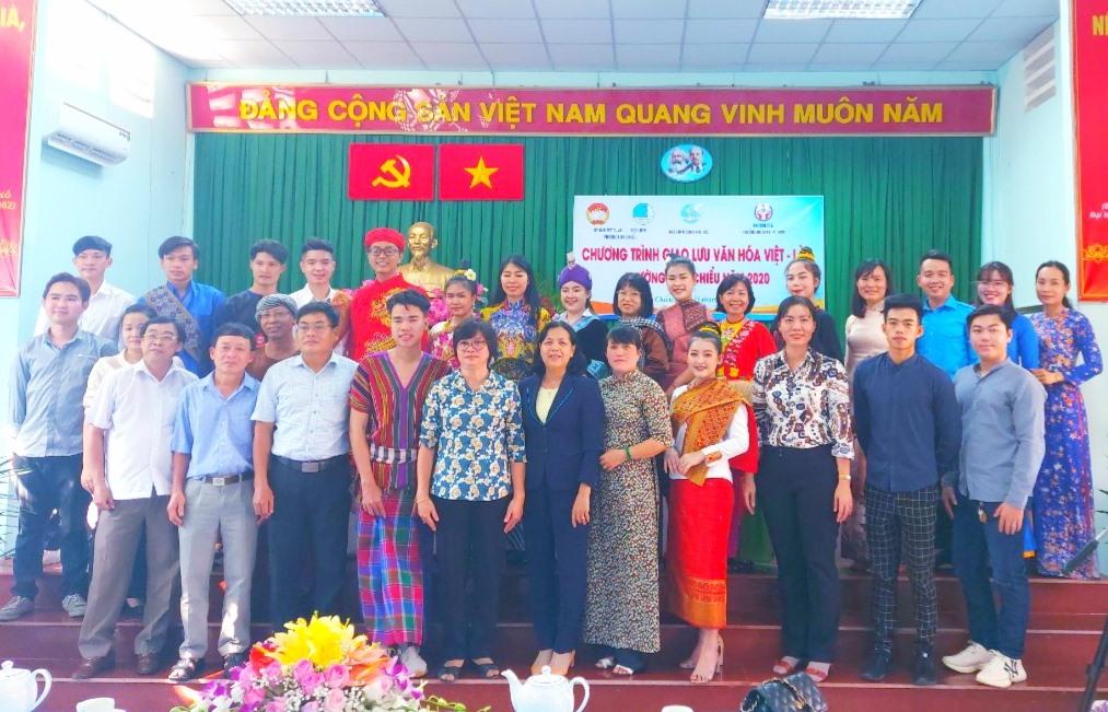 Chương trình giao lưu văn hóa Việt - Lào năm 2020